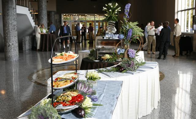 Image of event featuring University Catering